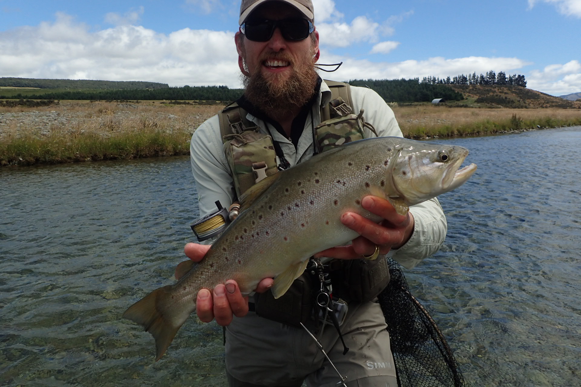 Photos from Week 1 of our 2019 Fly Fishing Trips